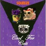 Album cover parody of Cool for Cats by Squeeze
