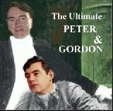 Album cover parody of The Ultimate Peter & Gordon by Peter & Gordon