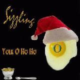 Album cover parody of Rising by Yoko Ono