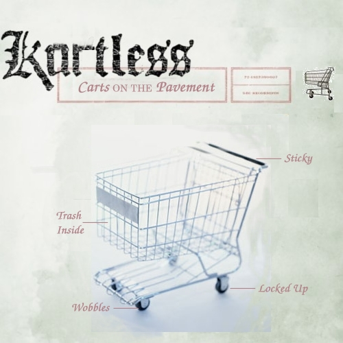 Album cover parody of Hearts of the Innocent by Kutless