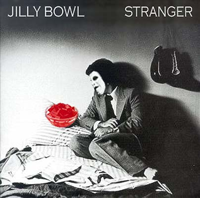 Album cover parody of The Stranger by Billy Joel