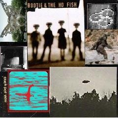 Album cover parody of Cracked Rear View by Hootie & the Blowfish
