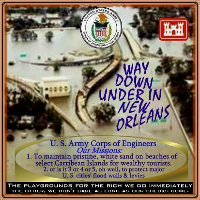 Album cover parody of Way Down Yonder in New Orleans by Earl Hines