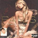 Album cover parody of Paris by Paris Hilton