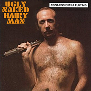 Album cover parody of Push Push by Herbie Mann