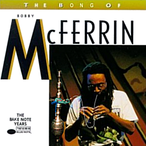 Album cover parody of The Best of Bobby McFerrin by Bobby McFerrin