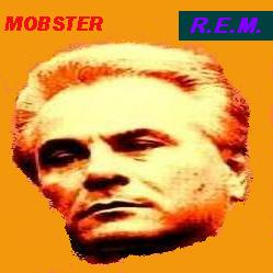 Album cover parody of Monster by R.E.M.