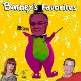 Album cover parody of Barney\'s Favorites, Vol. 1 by Barney