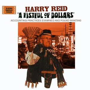 Album cover parody of A Fistful Of Dollars: An Original Soundtrack Recording by Ennio Morricone
