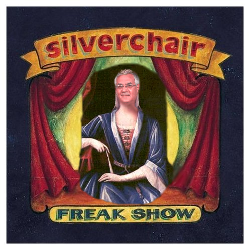 Album cover parody of Freak Show by Silverchair