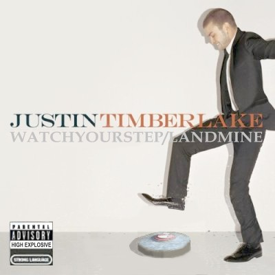 Album cover parody of FutureSex / LoveSounds by Justin Timberlake