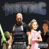 Album cover parody of Greatest Hits by *NSYNC