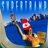 Album cover parody of Breakfast In Canada, Eh? by Supertramp