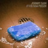 Album cover parody of At Folsom Prison by Johnny Cash