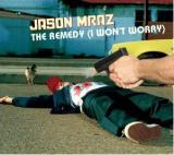 Album cover parody of Remedy (I Won\'t Worry) by Jason Mraz
