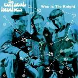Album cover parody of We Are the Night by The Chemical Brothers