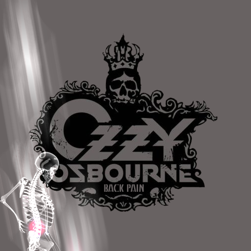 Image Parodies -> Album Covers -> O -> Ozzy Osbourne - Black Rain