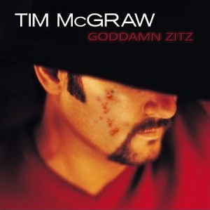 Album cover parody of Tim McGraw - Greatest Hits by Tim McGraw