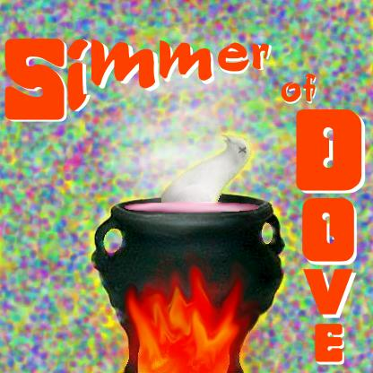 Album cover parody of Summer of Love, Vol. 1: Tune In (Good Time & Love Vibrations) by Various Artists