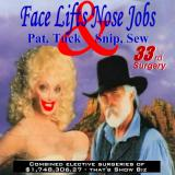 Album cover parody of Dolly Parton and Kenny Rogers by Dolly Parton, Kenny Rogers