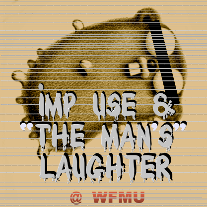 Album cover parody of Live at WFMU by Impulse Manslaughter