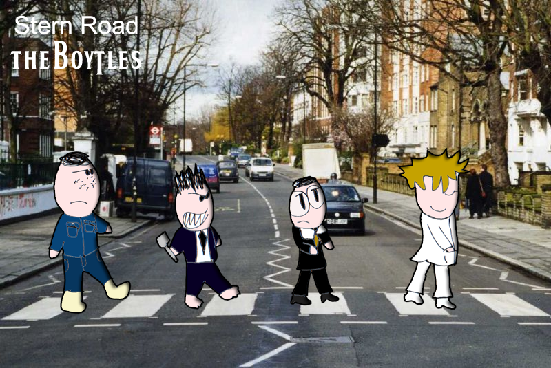 parodie chanson beatles