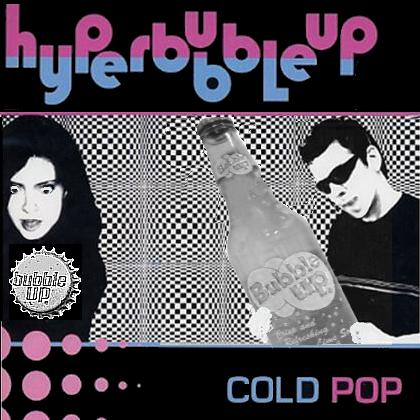 Album cover parody of Solid Pop by Hyperbubble