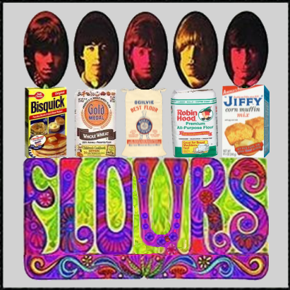 Image Parodies -> Album Covers -> R -> The Rolling Stones - Flowers