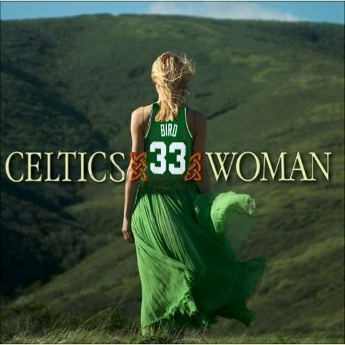 Album cover parody of Celtic Woman 3 by Various Artists