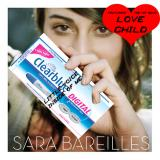 Album cover parody of Little Voice by Sara Bareilles