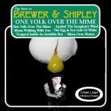 Album cover parody of One Toke Over the Line by Brewer & Shipley