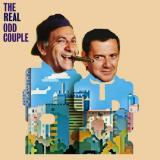 Album cover parody of The Odd Couple by Gnarls Barkley