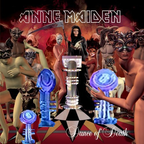 Album cover parody of Dance of Death by Iron Maiden