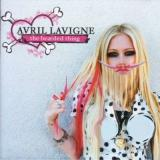 Album cover parody of The Best Damn Thing by Avril Lavigne