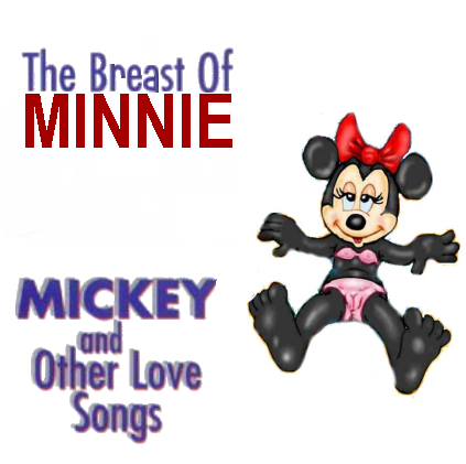 Album cover parody of The Best of Toni Basil: Mickey & Other Love Songs by Toni Basil