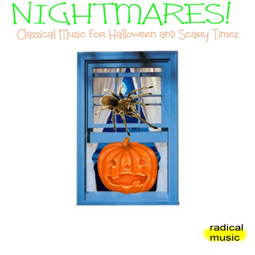 Album cover parody of Dreams: Classical Music for a Good Night's Sleep by Various classical artists