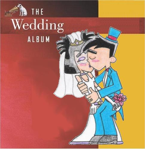 Album Cover Parody Of The Wedding By Various Artists