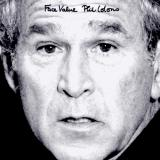 Album cover parody of Face Value by Phil Collins