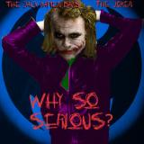 Album cover parody of The Joker by Steve Miller Band