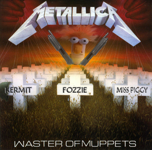 Image Parodies -> Album Covers -> M -> Metallica - Master of Puppets