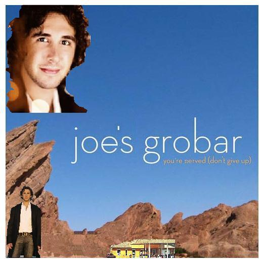 Album cover parody of You Are Loved (Don't Give Up) by Made Popular By: Josh Groban