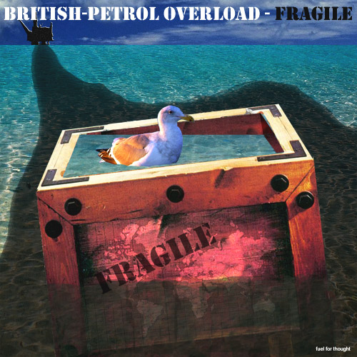 Album cover parody of Not Fragile by Bto
