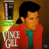 Album cover parody of Let There Be Peace on Earth by Vince Gill