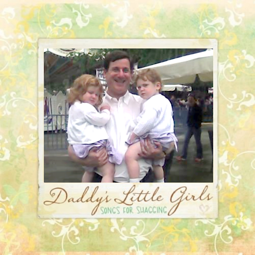 Album cover parody of Daddy's Little Girl by Various