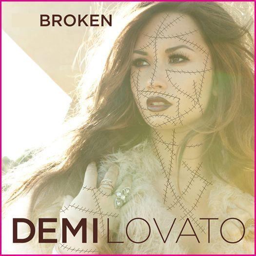 Album cover parody of Unbroken by Demi Lovato