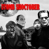 Album cover parody of October by U2