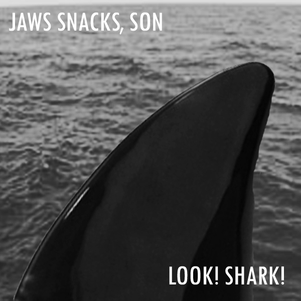 Album cover parody of Look Sharp by Joe Jackson