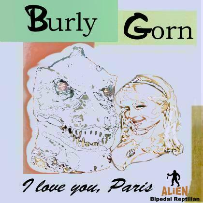 Album cover parody of I Love You Paris by Shirley Horn