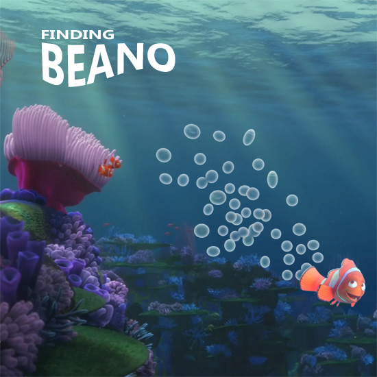 Album cover parody of Finding Nemo by Original Soundtrack