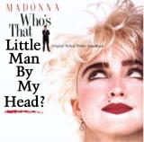 Album cover parody of Who\'s That Girl by Madonna